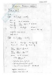 dispense analisi 1 svolti analisi matematica i