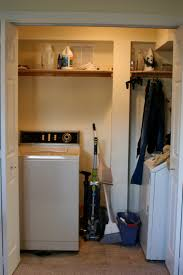 Laundry Room Decorating Ideas Pinterest by Laundry Room Fascinating Small Laundry Room Closet Makeover A