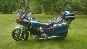 blue honda cb900 motorcycles for sale