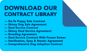 the perfect dog u0026 puppy sale contract with free templates