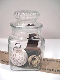 Glass Bathroom Storage Jars Glass Bathroom Storage Jars Bathroom Ideas Pinterest Glass