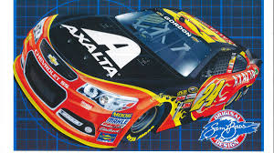 rainbow cars nascar artist sam bass proud to be jeff gordon u0027s rainbow maker
