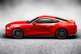 how is the ford mustang 2015 ford mustang look motor trend