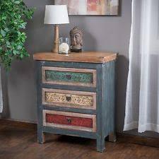 birch nightstands ebay