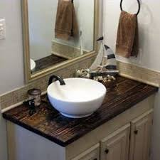 How To Install Bathroom Vanity Top A Vanity Top How To Install A Bowl Sink Michael Build