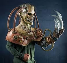 the nightmare collection steampunk frankenstein costume