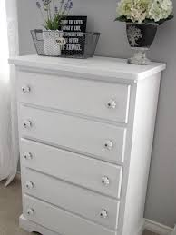 White Painted Furniture Shabby Chic by Etikaprojects Com Do It Yourself Project