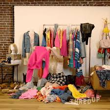Clean Out Your Closet How To Clean Out Your Closet U0026 Wear Only What You Love Thredit