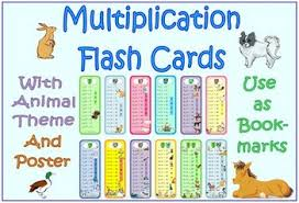 Multiplication Time Tables Times Tables Multiplication Tables Bookmarks Farm Theme Tpt