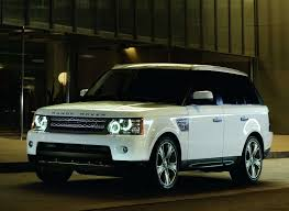 to gift my hunny with his own range rover sport in white my why