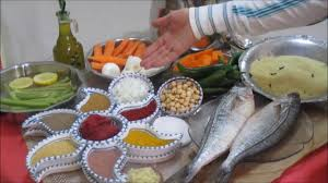 cuisine tunisienne poisson couscous au poisson bogue bougua recette tunisienne كسكسي بسمك