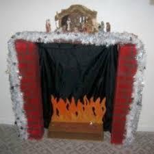 Decorative Fireplace by Making A Decorative Fireplace Thriftyfun