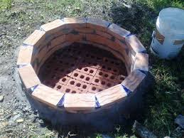 Firepit On Sale Cheap Pit Ideas Bricks Fireplaces Firepits How To