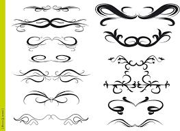 200 free vectors tribal graphics designs