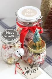 diy the perfect and easiest holiday teacher gift a mason jar
