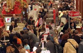lines at target black friday retailers in heated battle to grab black friday shoppers ny