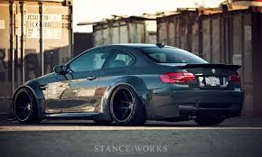 wide u0026 aggressive liberty vip the liberty walk lb performance m3 stanceworks