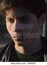 Harsh Light Profile Portrait Of A Man In Harsh Light In Los Osos Ca Side Lit