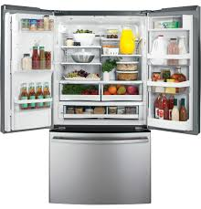 Stainless Steel Refrigerator French Door Bottom Freezer - refrigerator inside google 검색 refrigerator inside