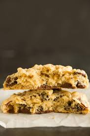 oatmeal chocolate chip cookies brown eyed baker