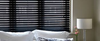 create a warm aesthetic with wooden window blinds