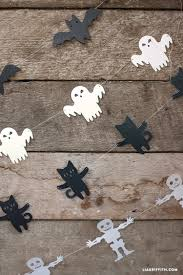 garland for halloween decoration ideas lia griffith