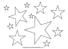 star outline images 7 images of star outline printable stars