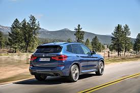 bmw x3 m sport black the 2018 bmw x3 is here and there s an m sport version slashgear