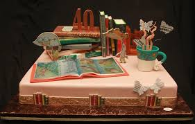 where can i get an edible image made cake made for the 40th anniversary of a library all the elements