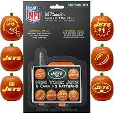 pumpkin carving kits new york jets pumpkin carving kit nflshop