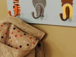 porte manteau chambre bebe diy déco pour chambre enfant à faire soi même porte manteaux