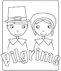pilgrim hat coloring pages getcoloringpages com