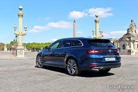 renault talisman estate essai de la renault talisman estate élégant break french driver