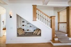 Below Stairs Design Impressive Down Stairs Design Six Ways To Use The Space Under Your