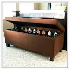 bedroom storage ottoman bench u2013 floorganics com