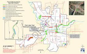 Spokane Washington Map Changes Could Be Coming To Spokane U0027s Master Bike Plan City Of
