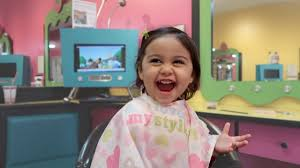 18 month girl haircut hilarious baby haircut youtube