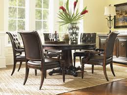Dining Room Arm Chairs Upholstered Island Traditions Hastings Upholstered Arm Chair Lexington Home