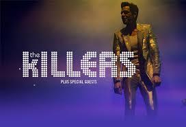 the killers fan club the killers tour 2018 radio wave