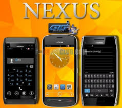 android theme nexus android theme for nokia n8 smartphones signed