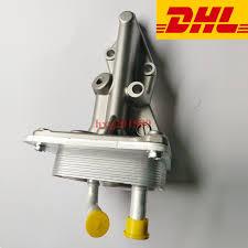 nissan altima 2013 motor oil engine oil cooler with base for 2007 2013 altima 2 5l qr25de 21300