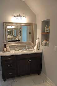 bathroom vanity with sink on right side attractive 48 bathroom vanity with offset sink in love the and