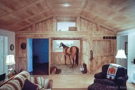 Barn Murals Horse Stable Living Room Mural Peter Engelsmann Murals