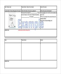 8 website storyboard samples examples in pdf