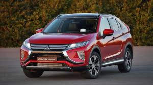 mitsubishi evolution 2018 2018 mitsubishi eclipse cross first drive review