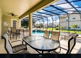 orlando florida usa stunning 7 bedroom family vacation pool