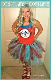 Halloween Costumes 1 2 Diy U201cthing U201d Halloween Costume U2013 Blonde