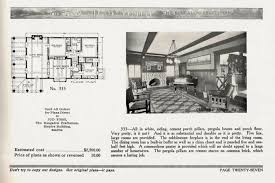 Bungalow Home Plans 1910 Bungalow House Plans House Plans