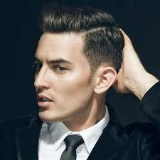 hairstyles for men with sticking out ears popular side part hairstyles for men 2018