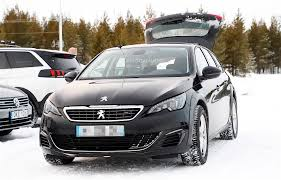 peugeot models list 2018 peugeot 508 mule spied with modified 308 sw body autoevolution